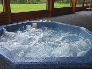 Indoor Hot Tub Newhill Farm Cottages Newhill Farm Cottages
